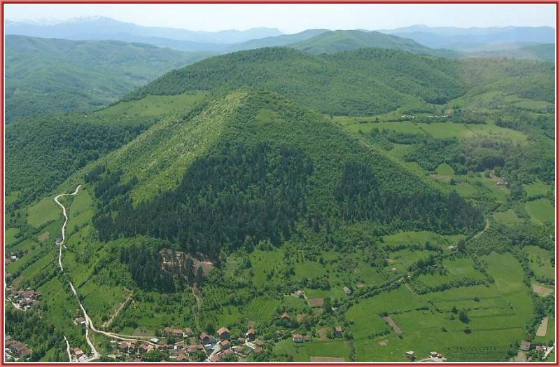 Piramidi di Bosnia
