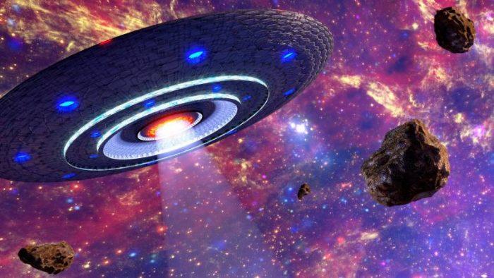 NASA Alieni secondo Anonymous gli alieni esistono ma NASA lo nega